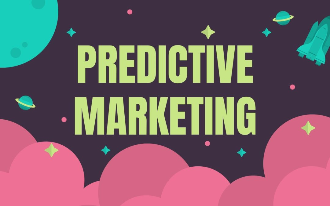 a new way of marketing with artificial intelligence, part 1 - predictive algorithms