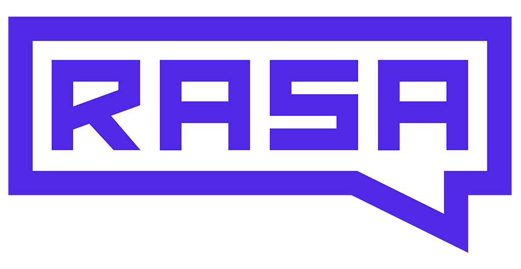 Logo rasa highly performing open source framework dedicated to artificial intelligence
