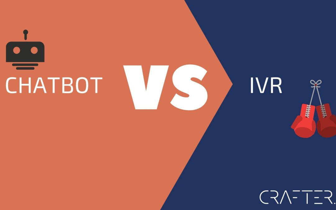 CHATBOT AND IVR COMPARISON