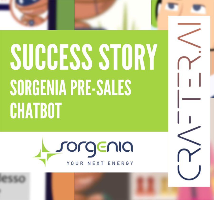 thumb sorgenia pre sales chatbot document by crafter ai