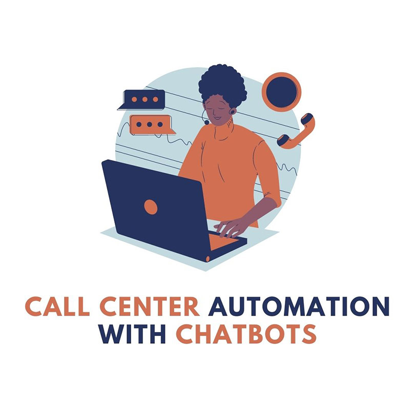 call center automation with conversational ai agents second generation chatbots