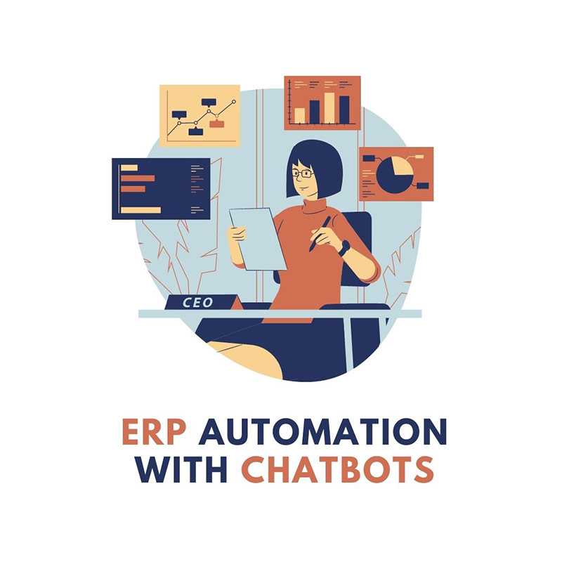 erp automation with conversational ai agents second generation chatbots