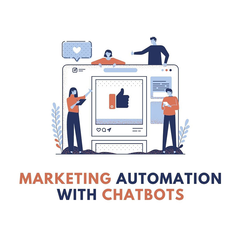 marketing automation with conversational ai agents second generation chatbots